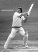 Eddie BARLOW - South Africa - Cricket Test Record for South Africa.