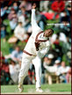 Ian BISHOP - West Indies - Test Record v England