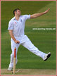 Tim BRESNAN - England - Test Record
