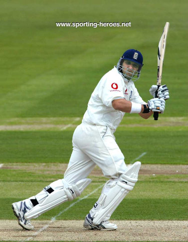 Mark Butcher - England - Test Record v South Africa