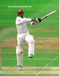 Sherwin CAMPBELL - West Indies - Test Record v England