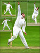 Robert CROFT - England - Test Record
