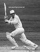 Martin CROWE - New Zealand - Test Career.