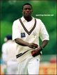 Cameron CUFFY - West Indies - Test Record