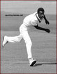 Winston DAVIS - West Indies - Test Record