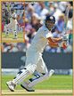 M S DHONI - India - Test Record v England