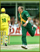 Allan DONALD - South Africa - Test Record v Australia