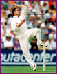 Mark EALHAM - England - Test Record