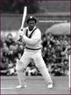 Roy FREDERICKS - West Indies - Details of his Test Cricket career.
