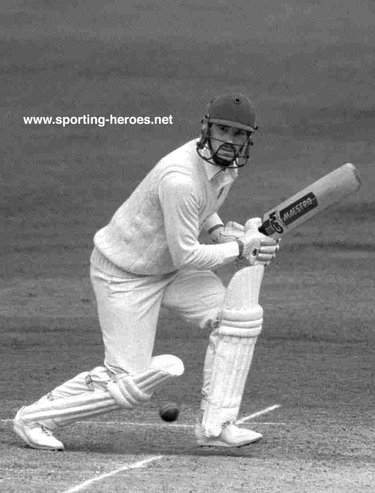 Bruce French - England - Test Cricket Profile 1986-88