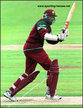 Chris GAYLE - West Indies - Test Record v Pakistan