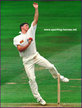 Darren GOUGH - England - Test Record v New Zealand