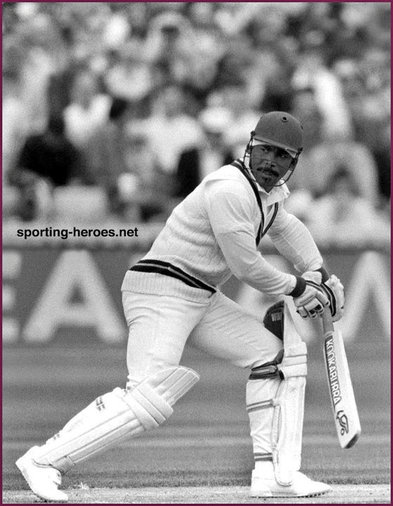 Gordon Greenidge - West Indies - Test Record v Australia