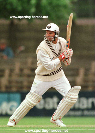 Blair Hartland - New Zealand - Test Profile 1992-94