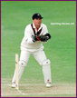 Warren HEGG - England - Test Record