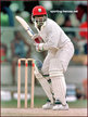 Roland HOLDER - West Indies - Test Record