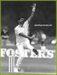 Merv HUGHES - Australia - Test Record against India & Pakistan.
