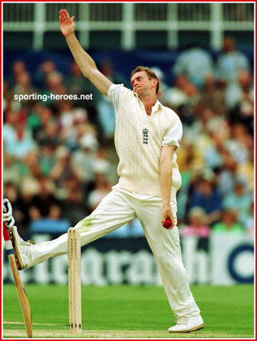 Mark Ilott - England - Test Record