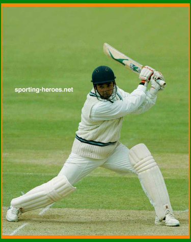 Ajay Jadeja - India - Test Record