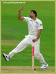 Zaheer KHAN - India - Test Record v South Africa