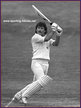 Allan LAMB - England - Brief biography of his Test career .