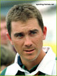 Justin LANGER - Australia - Test Record v West Indies