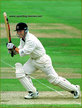 Justin LANGER - Australia - Test Record v India