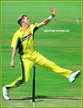 Brett LEE - Australia - Test Record v South Africa
