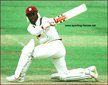 Gus LOGIE - West Indies - Test Record v England