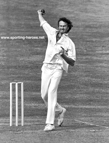 Ashley Mallett - Australia - Test Profile 1968-80