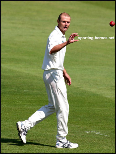 Chris Martin - New Zealand - Test Record