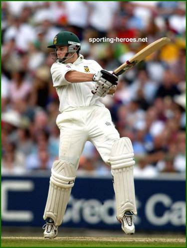 Neil McKenzie - South Africa - Test Record