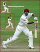 Runako MORTON - West Indies - Test Record for the West Indies.
