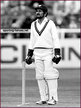 Deryck MURRAY - West Indies - Test Record against England and India.