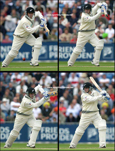 Michael Papps - New Zealand - Test Record