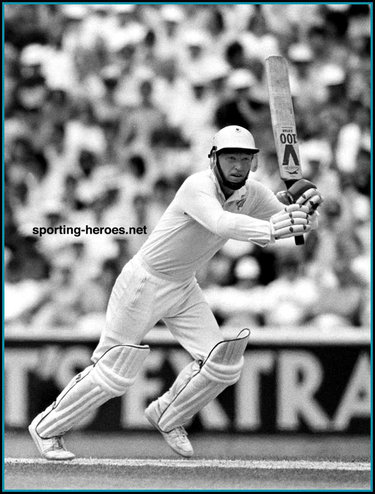 Mark Priest - New Zealand - Test Record