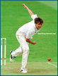 Chris PRINGLE - New Zealand - Test Record