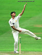 Abdul RAZZAQ - Pakistan - International Test cricket Career.