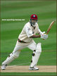Ramnaresh SARWAN - West Indies - Test Record v South Africa