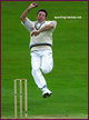 Chris SILVERWOOD - England - Test Record
