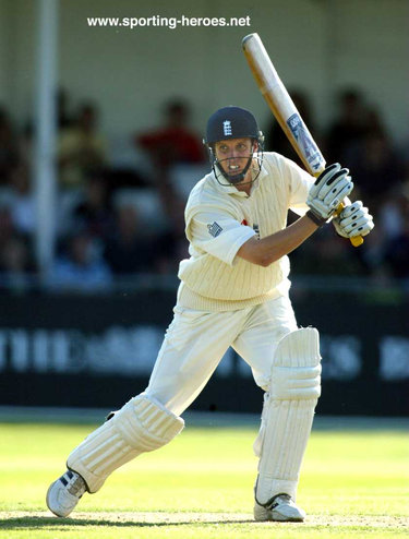 Ed Smith - England - Test Record