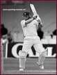 Robin SMITH - England - Test Record v New Zealand