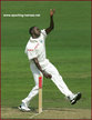 Jerome TAYLOR - West Indies - Test Record