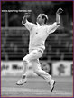 Derek UNDERWOOD - England - Test Record v India