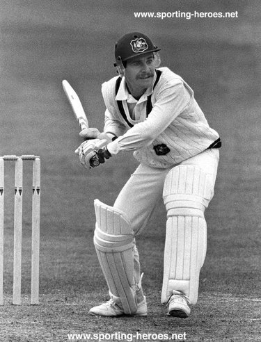 Mike Veletta - Australia - Test cricket profile 1987-1990