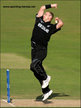 Daniel VETTORI - New Zealand - Test Record v Australia