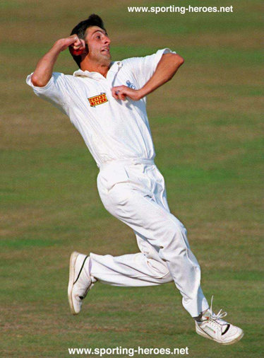 Mike Watkinson - England - Test Profile 1995-1996