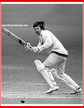 Peter WILLEY - England - Cricket Test Record for England.