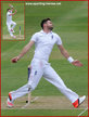 James ANDERSON - England - Test Record v New Zealand