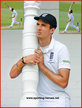 Steven FINN - England - Test record for England.